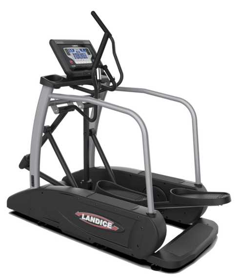 Landice E7 Elliptical with Cardio Console