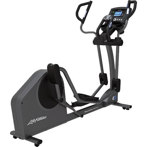 Life Fitness E3 Elliptical Cross-Trainer with Go Console