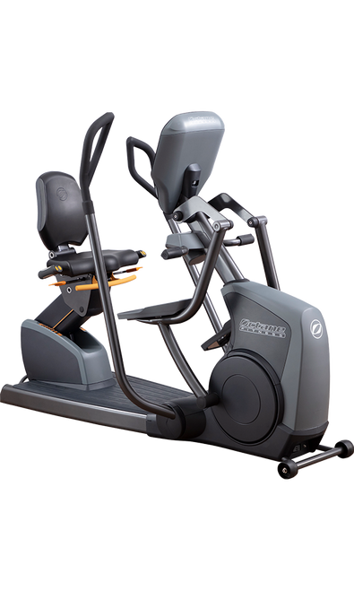 Octane Fitness XR6000 Recumbent Elliptical Cross Trainer - Angle