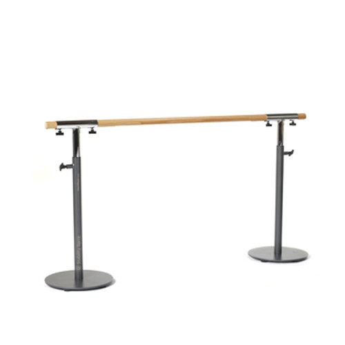 STOTT PILATES® by MERRITHEW Stability Barre- 6 ft (Grey)
