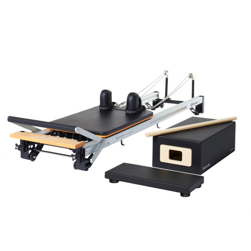 STOTT PILATES® by MERRITHEW SPX MAX Reformer with Deluxe Bundle