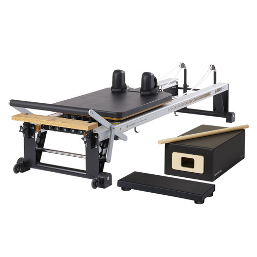 STOTT PILATES® by MERRITHEW V2 MAX Reformer with Deluxe Bundle