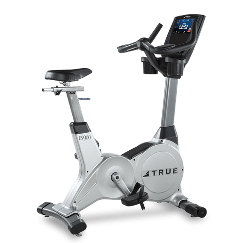 True  Fitness ES900 Upright Bike w/ Optional T9 Touchscreen Console
