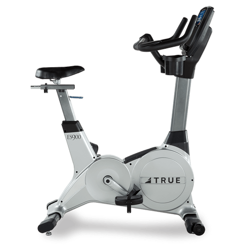 True  Fitness ES900 Upright Bike w/ Optional T9 Touchscreen Console