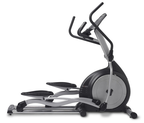 True Fitness PS100 Elliptical LCD Console