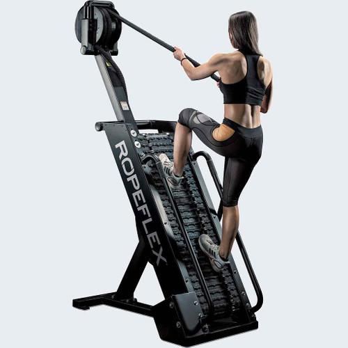 Ropeflex APEX RX4400 Tread Climbing Rope Machine