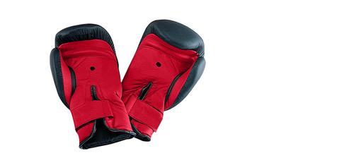 Spri Velcro Boxing Gloves