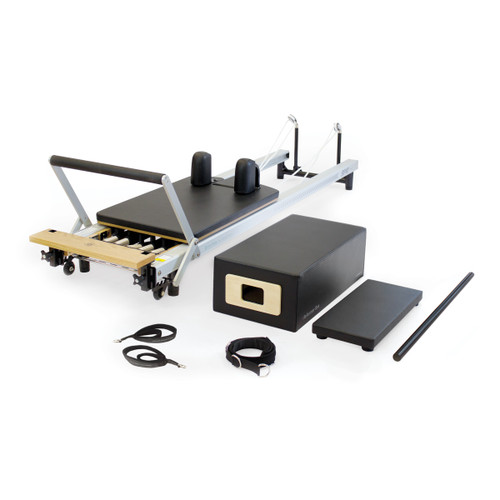 STOTT PILATES® by MERRITHEW At Home SPX - Reformer Package (Black)
