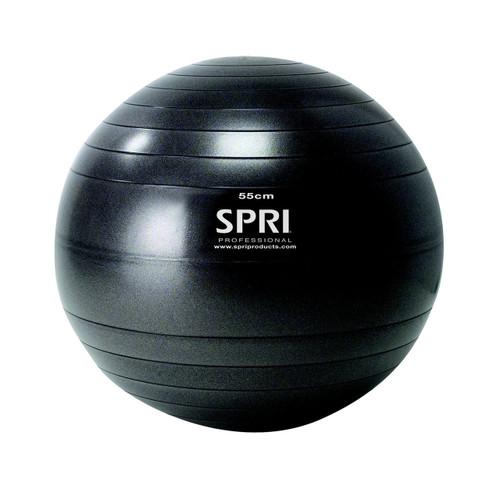 Spri Slate Professional Xercise Ball - 55cm