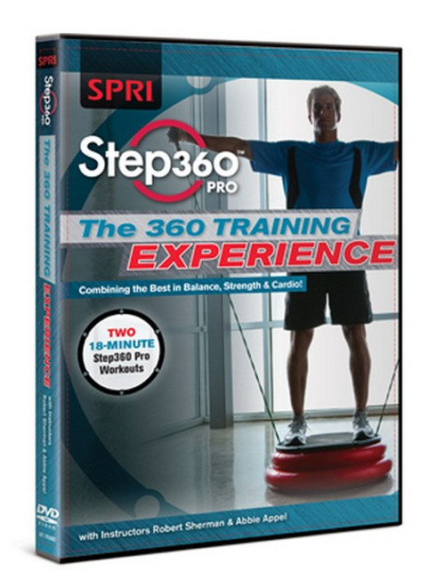 Spri The 360 Training Experience DVD