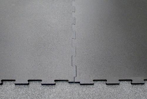"3/8"" Guardian Interlocking Rubber Tiles"