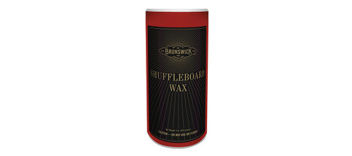 Brunswick Shuffleboard Table Wax