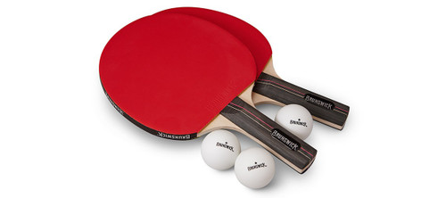 Brunswick 4 Player Table Tennis Set