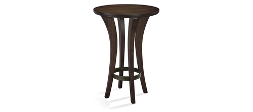 Centennial Pub Table Shown in Espresso Finish