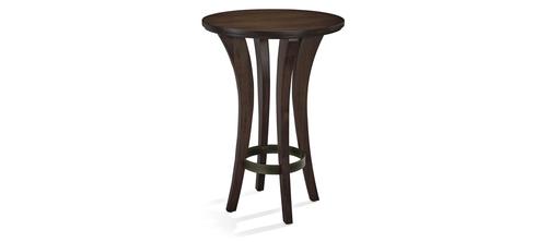 Brunswick Centennial Pub Table - ESPRESSO