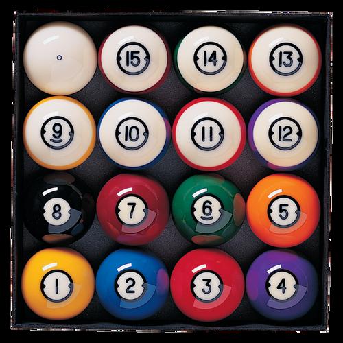 Brunswick Centennial Pocket Balls