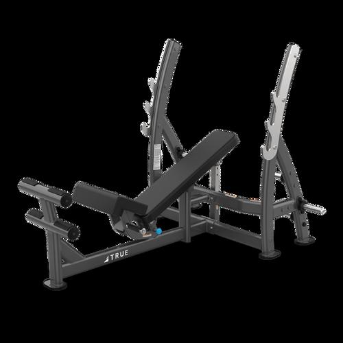 True Fitness XFW-8200 3-Way Press Bench