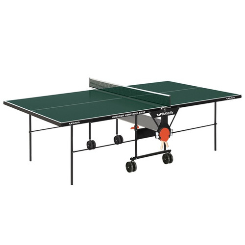 Butterfly TW23 Outdoor Home Rollaway Tennis Table