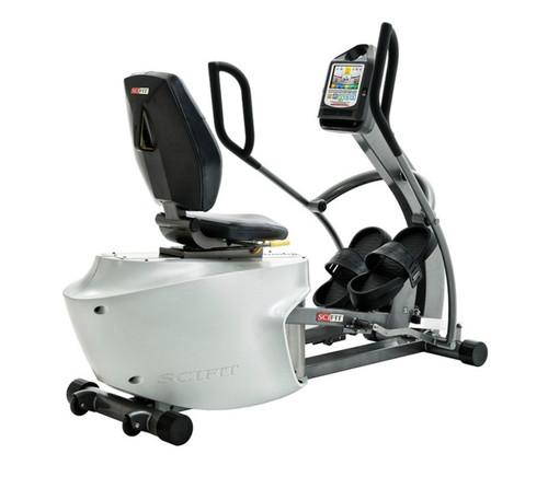SciFit REX7001 Total Body Recumbent Elliptical - Premium Seat