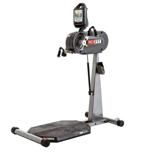 SciFit PRO1 Sport Standing Upper Body Exerciser - Adjustable Cranks
