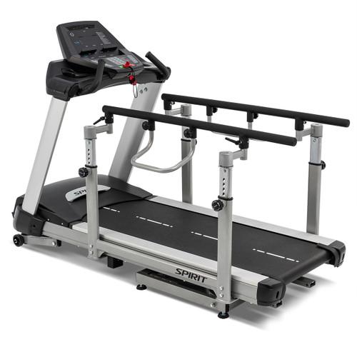 Spirit MT200 Bi-Directional/Incline Decline Gait Trainer Treadmill