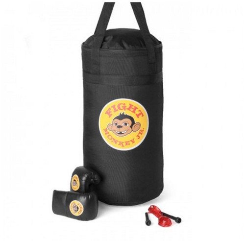 Fight Monkey Youth All Purpose 25lbs Heavy Bag Set