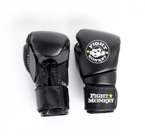 Fight Monkey 14oz Training Glove - Synthetic Dura-skin