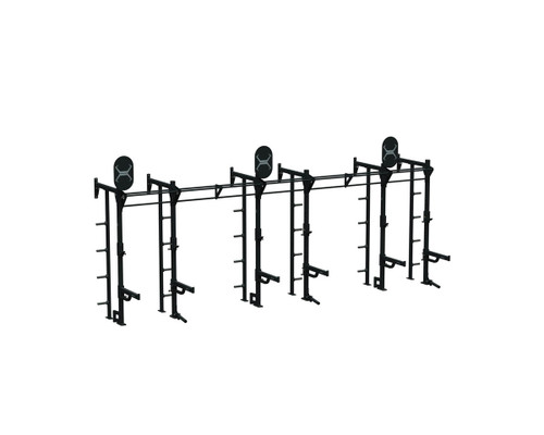 Torque 24 X 4 Storage Wall Mount Rack - A2 Package