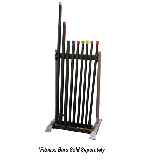 BodySolid GFR500 Fitness Bar Rack