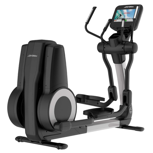Life Fitness Platinum Club Series Elliptical Cross-Trainer with Discover SE3 HD Console