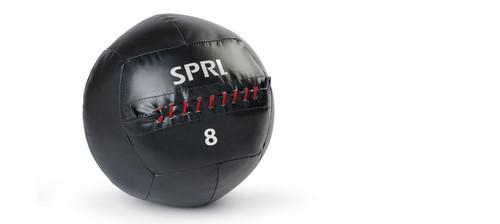 "SPRI 14"" Soft Shelled Medicine Balls (4 lbs - 30 lbs)"