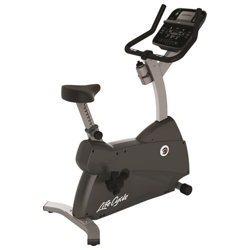 Life Fitness C1 Bike with Track Connect Console