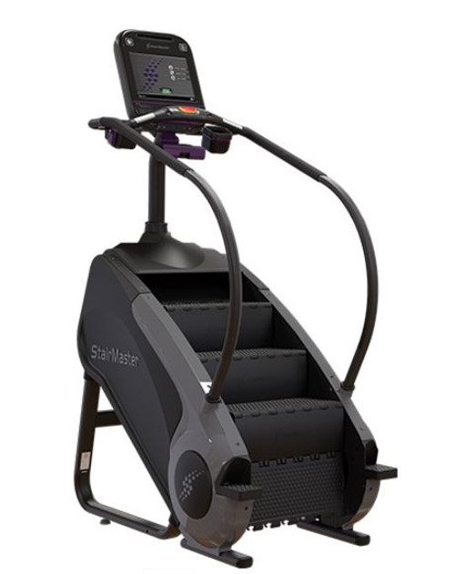 """StairMaster 8 Series Gauntlet StepMill with 10"""" Touchscreen"""