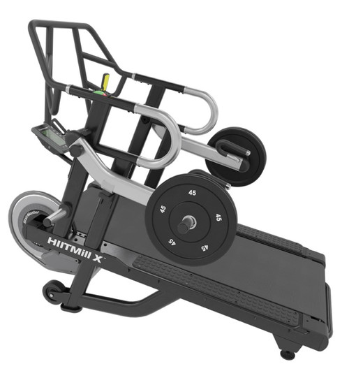 StairMaster HIITMILL X Treadmill with HIIT Console - Weights Not Included