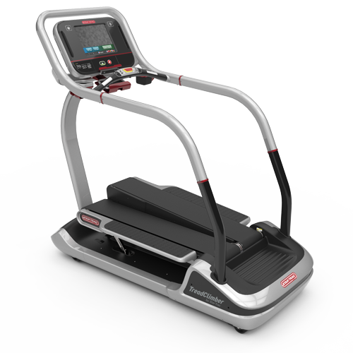 """Star Trac 8 TC Treadclimber with 10"""" Touchscreen"""