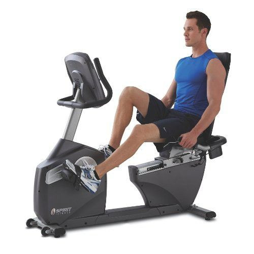 Spirit XBR25 Recumbent Bike 2018 Model - New in Box