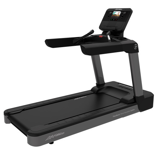 Life Fitness Club Series + Plus Treadmill with X Console