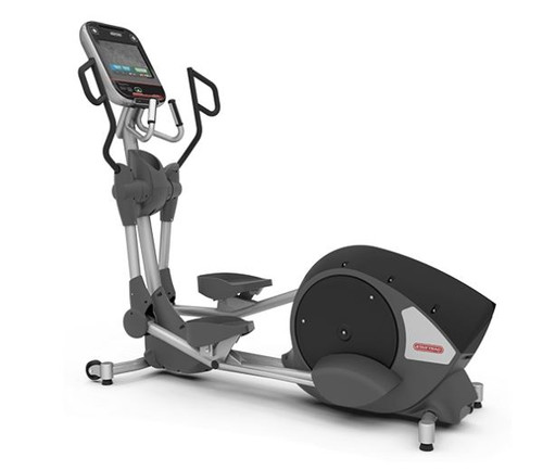 """Star Trac 8 Series Rear Drive Elliptical with 15"""" Touchscreen ATSC Embedded"""
