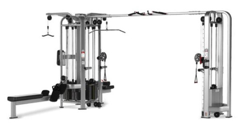 Nautilus 5 Station With Adjustable Pulleys (Non Configurable)