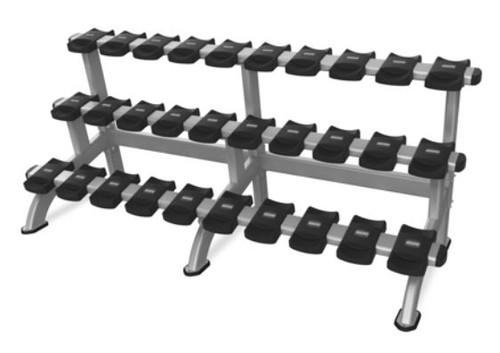 Nautilus Double Dumbbell Rack (10 Pair)