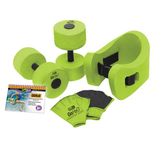 Gofit GoH2O—Water Resistance Workout Set - New