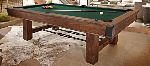 Brunswick Canton Billiards Pool Table in Black Forest