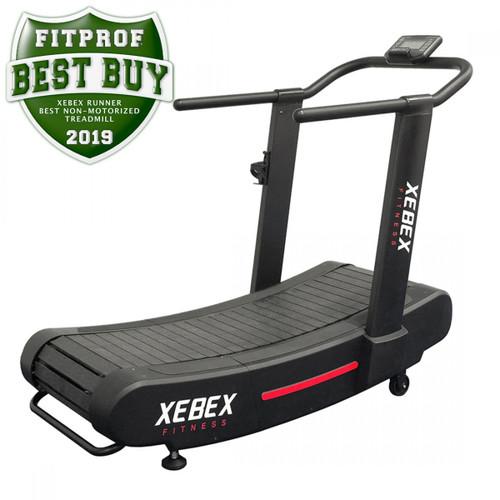 Xebex Runner Non Motorized Treadmill
