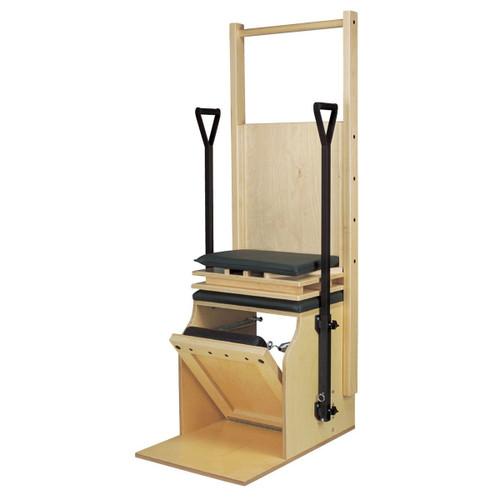 Peak Pilates Single Pedal High/Low Combination Chair