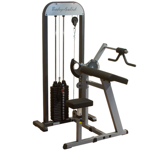 Body-Solid PRO-Select Biceps & Triceps Machine