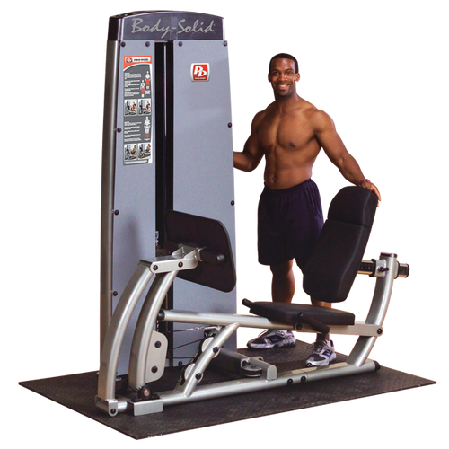 Body-Solid Pro Dual Leg & Calf Press Machine
