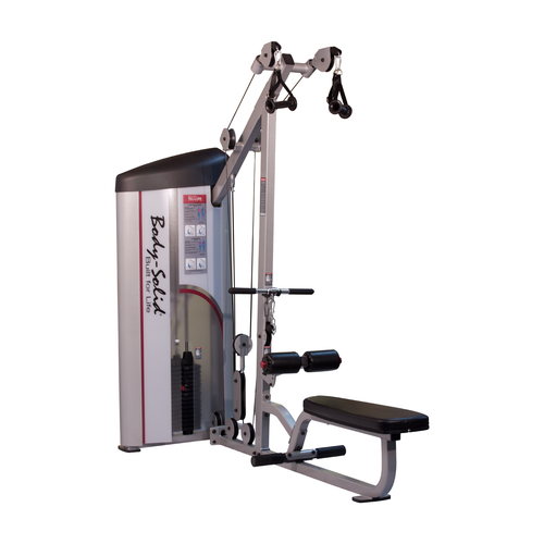 Body-Solid S2LAT Series II Lat Pulldown & Seated Row