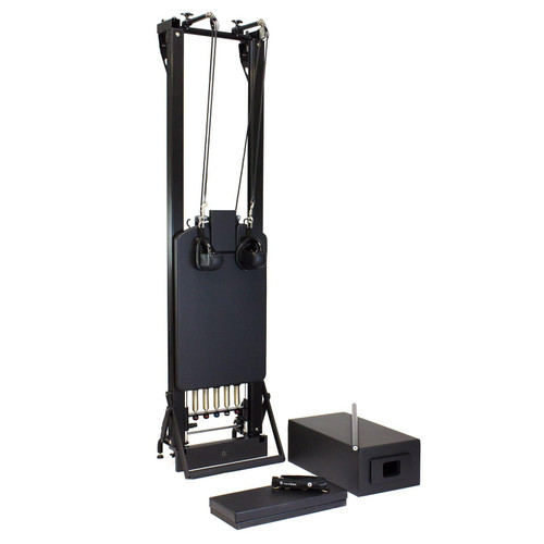 Merrithew SPX Max Reformer with Vertical Stand Bundle (Onyx)