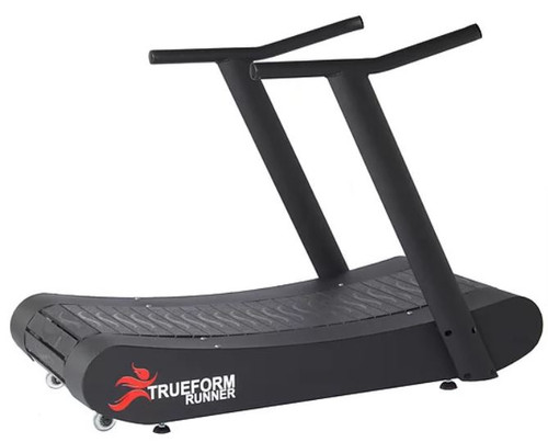 Samsara Fitness Trueform Walking Desk Non-Motorized Curved Treadmill