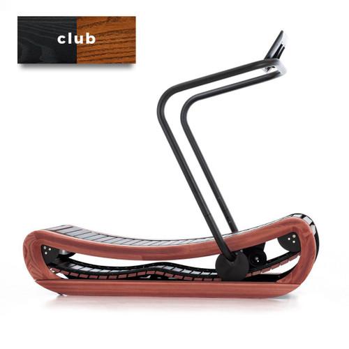 NOHrD SprintBok Curved Manual Treadmill in CLUB